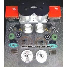 Комплект с цилиндром XMETAL с мощностным клапаном (power valve)