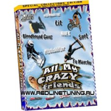 DVD All My Crazy Friends